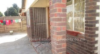 4 Bed House for Sale in Glen View
