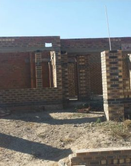 Southview Incomplete House For Sale.